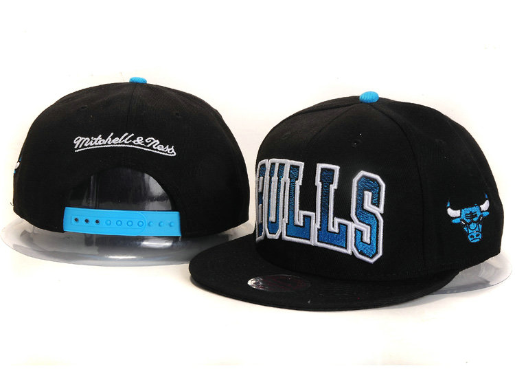 Chicago Bulls Snapback Hat YS 3